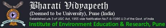 Institute of Environment Education and Research, Bharati Vidyapeeth